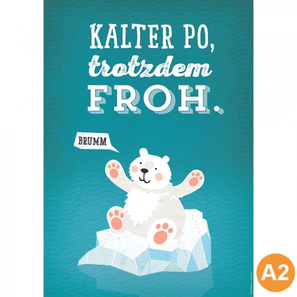 käselotti A2 Poster Kalter Po