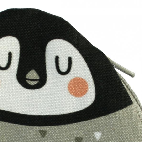 käselotti-Pinguin-Portemonnaie